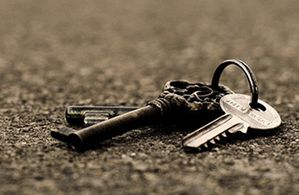 lost house key